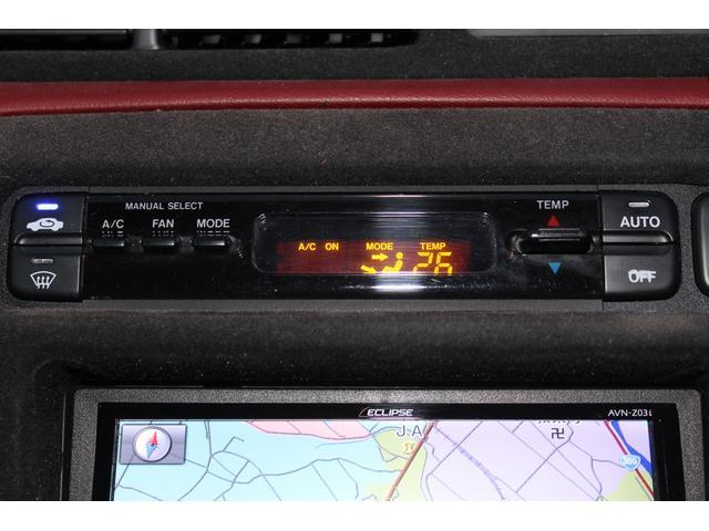 ホンダ プレリュード SiR 4WS 赤シート 車高調 ナビ フルセグTV ETC