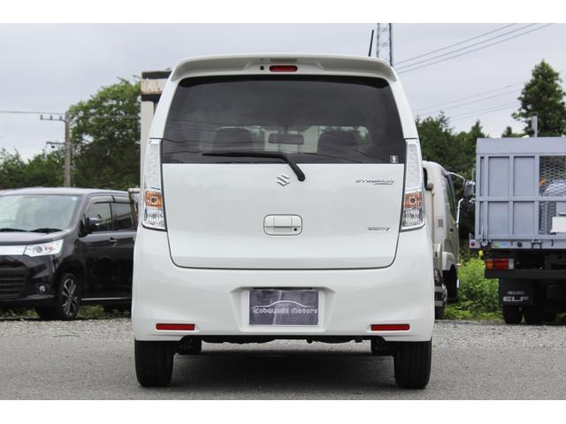 「スズキ」「ワゴンRスティングレー」「コンパクトカー」「三重県」の中古車7