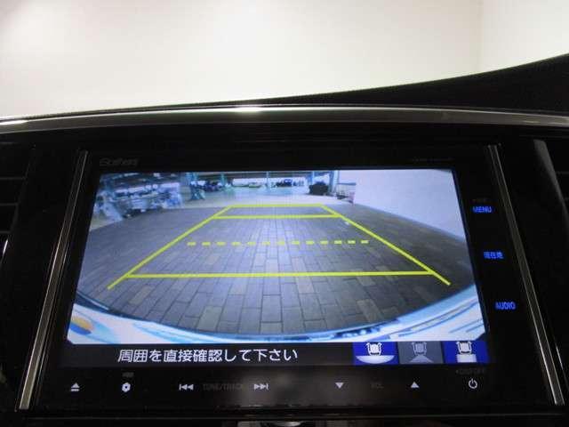 アブソルート 純正SDナビTV 天吊モニター ワンオーナー車(6枚目)