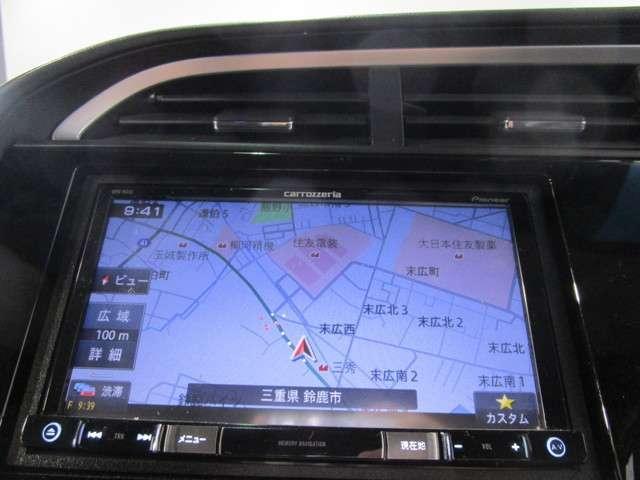 G 社外SDナビ Aストップ キーレスE ETC 電格ミラー(5枚目)