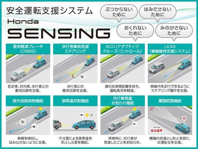 RS・ホンダセンシング インテリキー LED ワンオーナー車(3枚目)