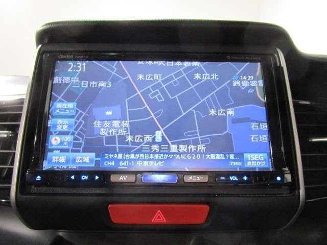 モデューロX G 社外SDナビ パワスラ HID 1オーナー(5枚目)