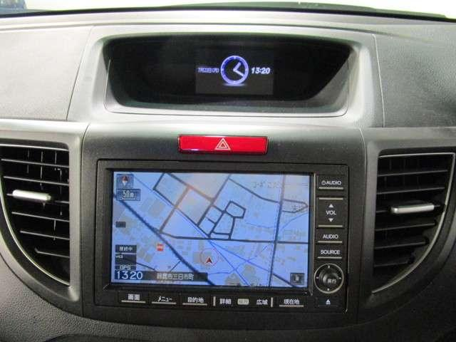 24G レザーパッケージ 純正HDDナビ 4WD 1オーナー(5枚目)