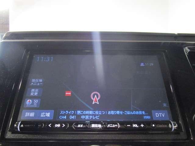 スパーダ ホンダセンシング 社外SDナビTV 後席モニター(9枚目)