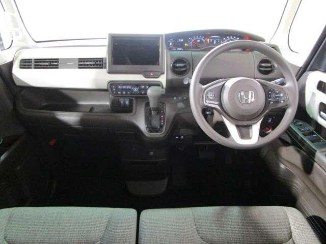 L LEDオートライト ETC 左側電動スライドドア 届出済未使用車 スマートキー ホンダセンシング シートヒーター ナビ装着パッケージ(13枚目)