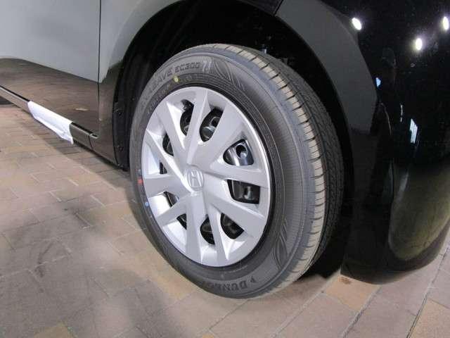 L LEDオートライト ETC 左側電動スライドドア 届出済未使用車 スマートキー ホンダセンシング シートヒーター ナビ装着パッケージ(19枚目)