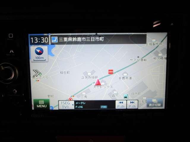 G・Lパッケージ 社外SDナビワンセグTV DVD再生可能 ブルートゥース バックカメラ ETC ワンオーナー スマートキー リアシートスライド 左側電動スライドドア ベンチシート(8枚目)