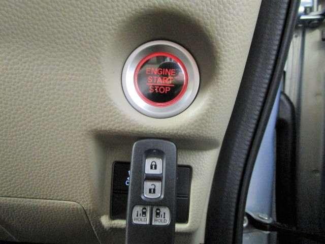 G・Lターボホンダセンシング 社外SDナビフルセグTV DVD再生可能 ブルートゥース バックカメラ ETC ワンオーナー LEDオートライト スマートキー 両側電動スライドドア ホンダセンシング(10枚目)