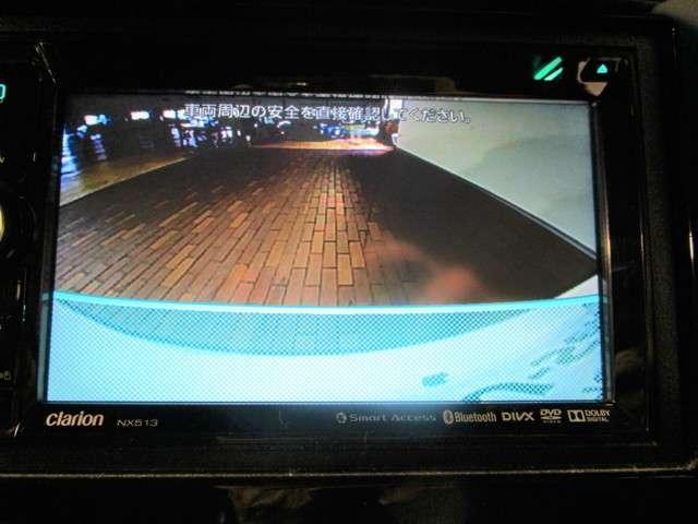 Fパッケージ 社外SDナビワンセグTV DVD再生可能 ブルートゥース バックカメラ ETC ワンオーナー LEDオートライト スマートキー(9枚目)