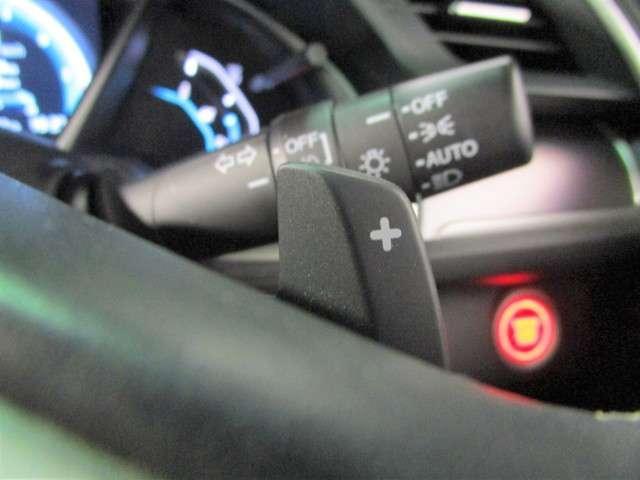 セダン 社外SDナビフルセグTV DVD再生可能 ブルートゥース 黒革シート ETC ワンオーナー LEDオートライト スマートキー ホンダセンシング パワーシート シートヒーター(13枚目)
