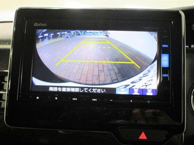 G・Lホンダセンシング 純正SDナビフルセグTV DVD再生可能 ブルートゥース バックカメラ ETC ワンオーナー LEDオートライト スマートキー ホンダセンシング 左側電動スライドドア 純正14インチアルミホイール(9枚目)