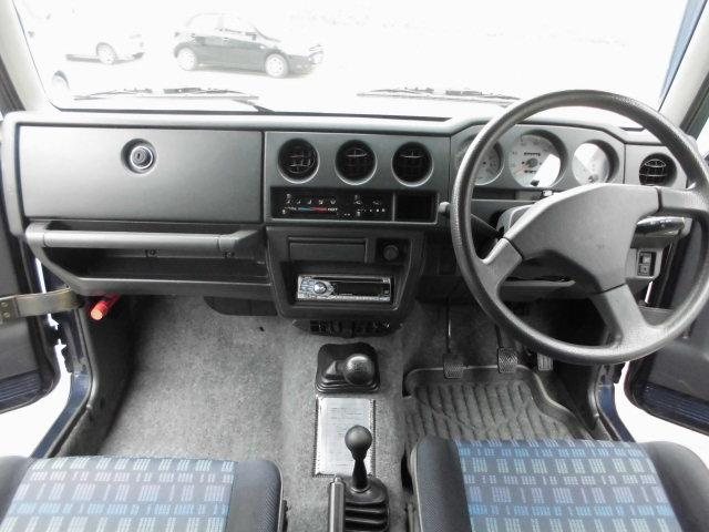 ランドベンチャー 5速マニュアル エアコン パワステ 4WD ターボ(37枚目)