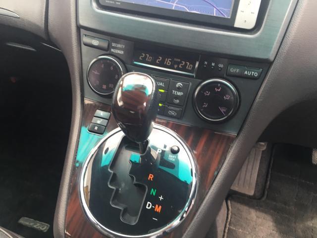 240G ナビ AW16インチ 1オーナー 革シート ESC(26枚目)