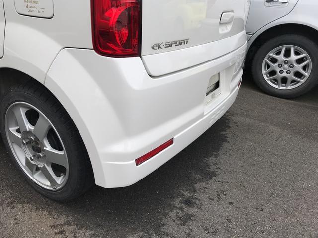 「三菱」「eKスポーツ」「コンパクトカー」「三重県」の中古車11