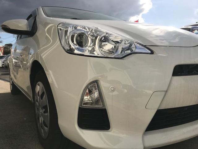 「トヨタ」「アクア」「コンパクトカー」「三重県」の中古車4