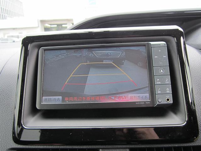 トヨタ エスクァイア ハイブリッドGi HDDナビ地デジ Bカメラ 後席モニター