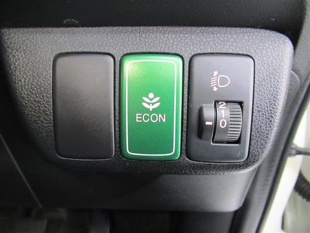 ECONスイチ、ヘッドライトレベリング付きです。