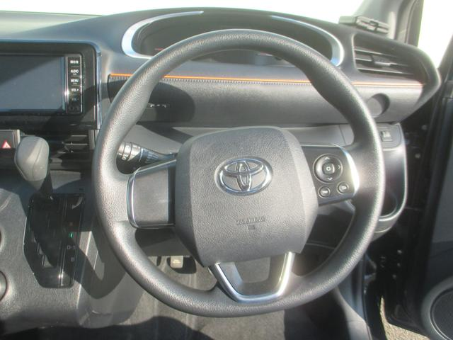 トヨタ シエンタ X ワンセグSDナビバックモニタ- ETC キ-レス