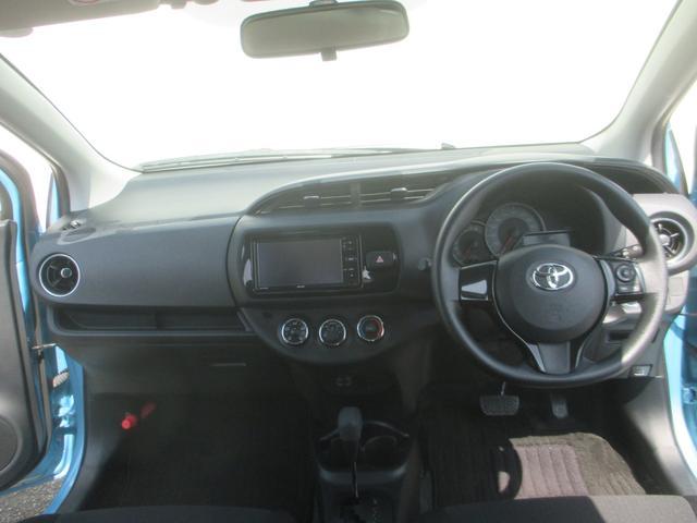 トヨタ ヴィッツ 1.3F LEDエディション ワンセグSDナビ ETC