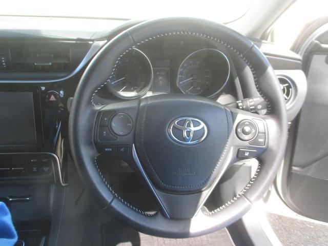 トヨタ オーリス 150X Sパッケージ フルセグSDナビバックモニタ-