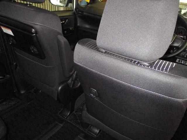 ZS 煌II フルエアロ スマートキー 両側電動スライドドア 純正アルミホイール トヨタセーフティーセンス インテリジェントクリアランスソナー フルフラット ウォークスルー LEDヘッドライト オートエアコン(38枚目)
