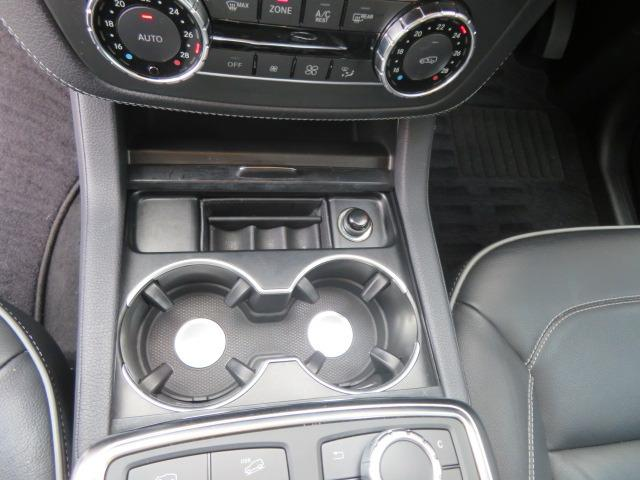 ML350 ブルーテック 4マチック 1オーナー 黒本革パワーシートヒーター ムーンルーフ ウッドパネル キセノンヘッド V6ツインカム直噴ディゼルターボ 7速AT フルタイム4WD インテリキー2(26枚目)