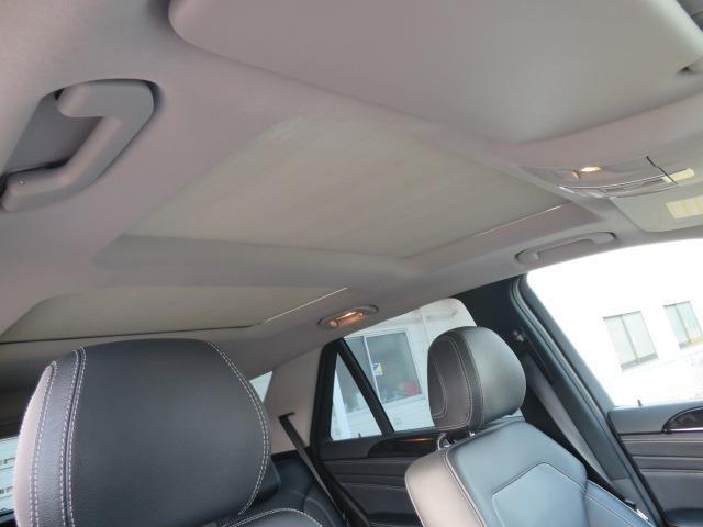 ML350 ブルーテック 4マチック 1オーナー 黒本革パワーシートヒーター ムーンルーフ ウッドパネル キセノンヘッド V6ツインカム直噴ディゼルターボ 7速AT フルタイム4WD インテリキー2(27枚目)