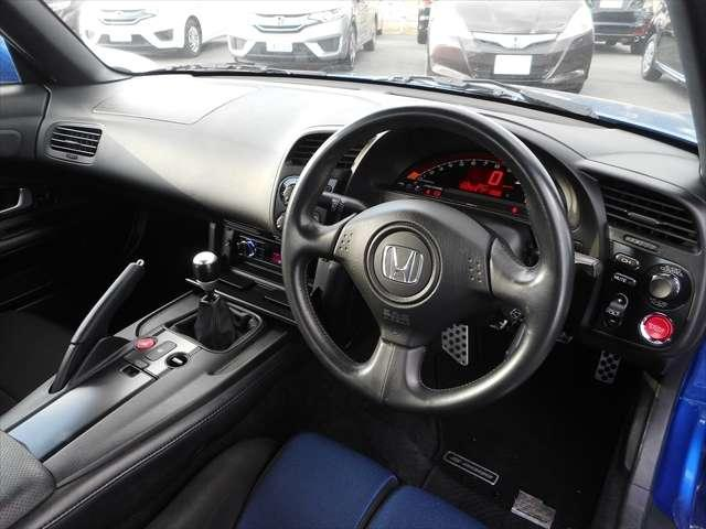 ホンダ S2000 ベースグレード無限スポイラー RECARO ポテンザS001