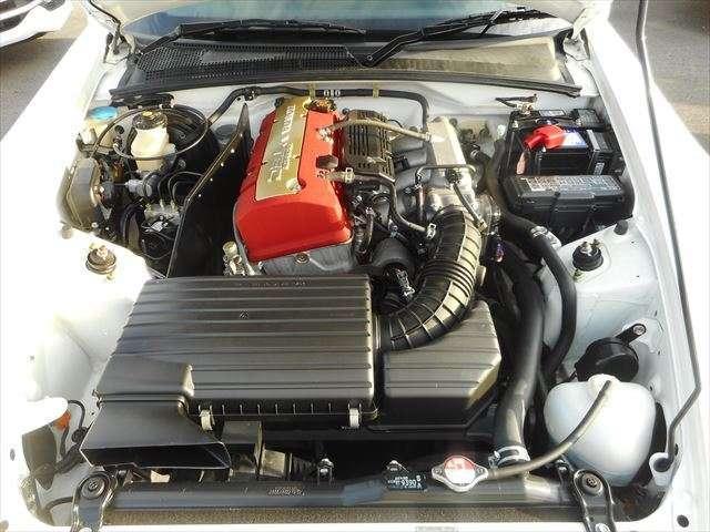 ホンダ S2000 タイプS フルノーマル 整備記録簿あり 禁煙車