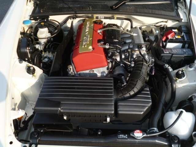 ホンダ S2000 タイプS 鈴鹿 フルノーマル ブラウン本革シート