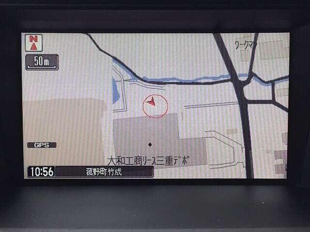35iL 純正ナビ Bカメラ ドラレコ ETC(8枚目)