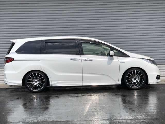 ハイブリッドアブソルート・ホンダセンシング TEIN車高調(4枚目)