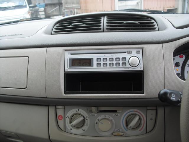 L 5速マニュアル車 キーレス CDデッキ(11枚目)