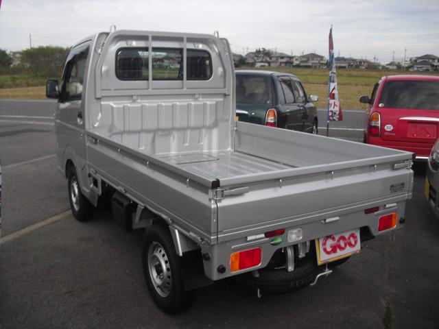 KCエアコン・パワステ 5速MT 4WD バイザーマット(4枚目)