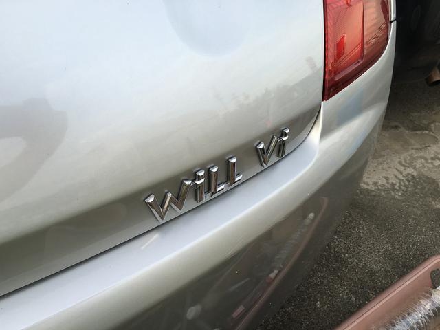 「トヨタ」「WiLL Vi」「セダン」「三重県」の中古車7