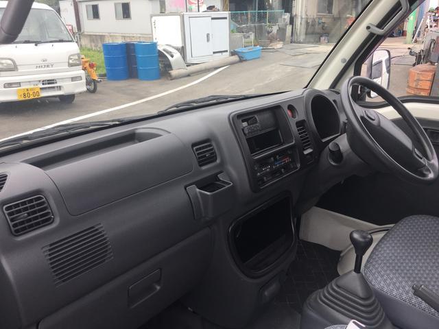 ダイハツ ハイゼットトラック スペシャル 5速MT エアコン
