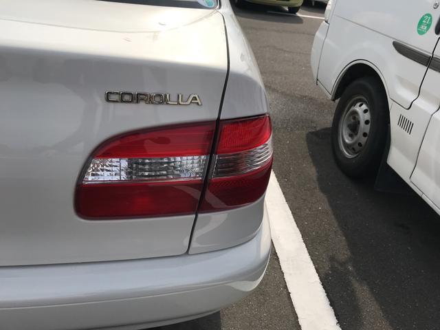 「トヨタ」「カローラ」「セダン」「三重県」の中古車9