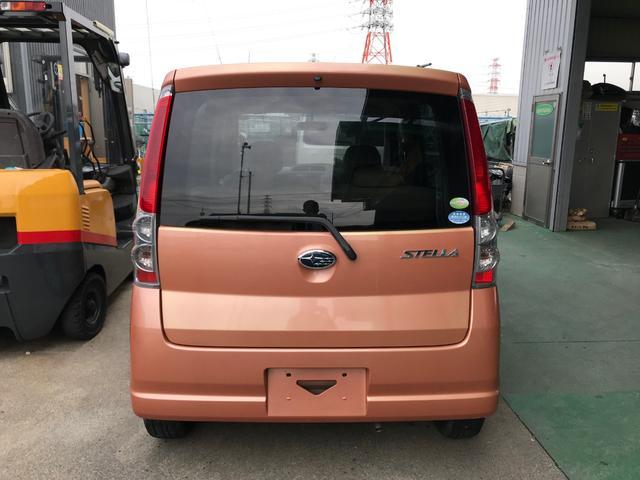 「スバル」「ステラ」「コンパクトカー」「三重県」の中古車5