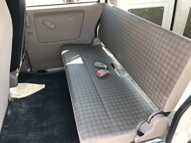 4WD ETC 両側スライドドア エアバッグ AMFMラジオ(6枚目)