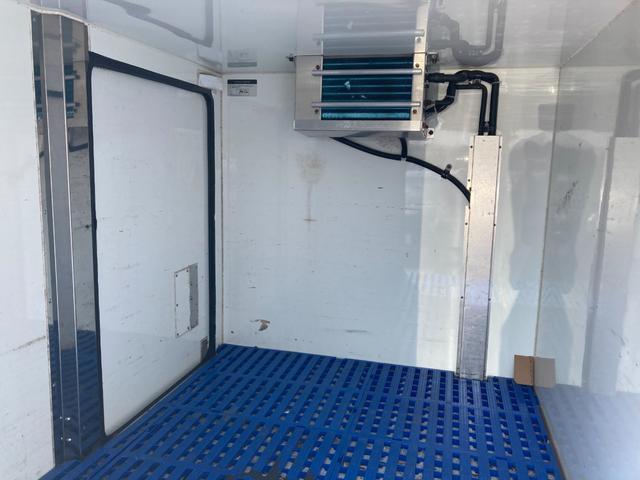 FRP中温冷凍車片側側スライド エアコン パワーウィンドウ(17枚目)