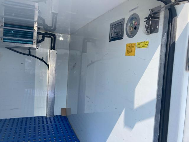 FRP中温冷凍車片側側スライド エアコン パワーウィンドウ(18枚目)