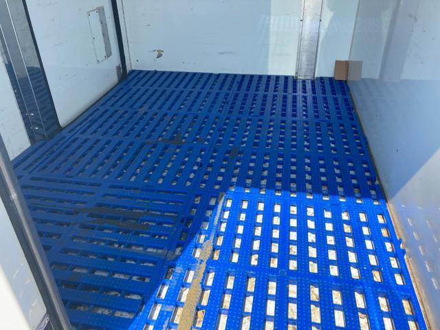FRP中温冷凍車片側側スライド エアコン パワーウィンドウ(19枚目)