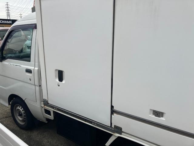 FRD中温冷凍車片側スライド パワステ パワーウィンドウ(11枚目)