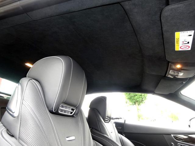 メルセデスAMG メルセデスAMG S63 4マチック カブリオレ 黒幌 黒革