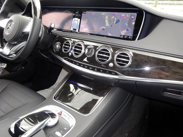 メルセデス・ベンツ M・ベンツ S550eロング AMGライン ショーファーP 新車7年保証