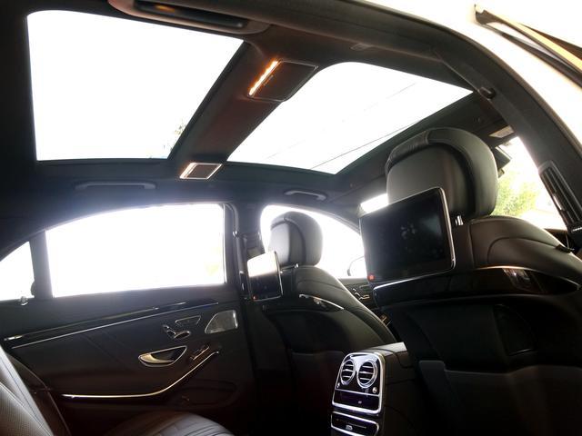 メルセデス・ベンツ M・ベンツ S560 4マチックロング AMGライン ショーファーP