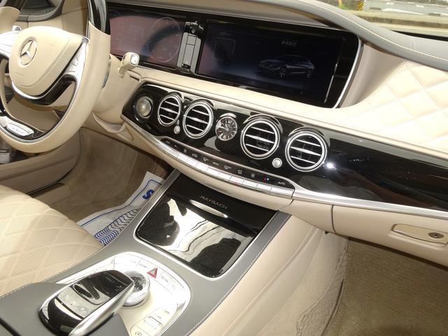 メルセデスマイバッハ M・マイバッハ S600 デジーノスタイルP 鍛造20AW