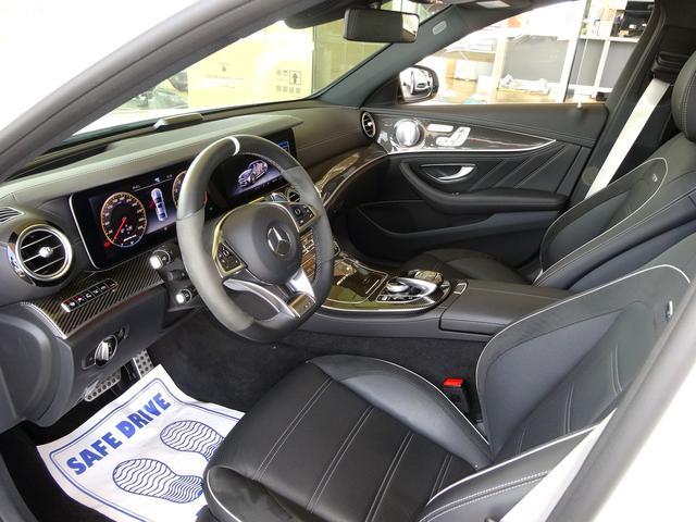 メルセデスAMG メルセデスAMG E63 S 4マチック+ AMGカーボンP セラミックB