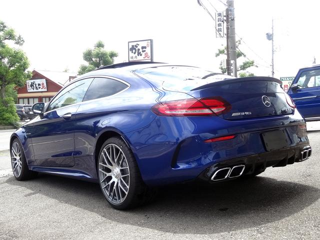 C63クーペ パノラマR(2枚目)