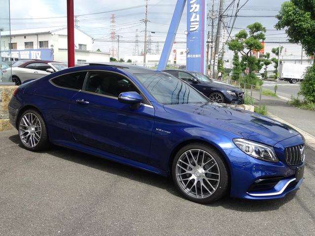 C63クーペ パノラマR(12枚目)